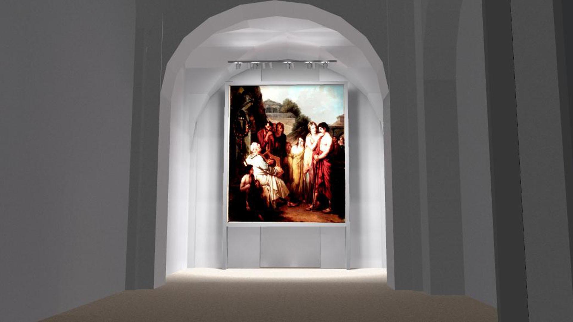 MAASS-Lichtplanung_Konzept Museumsbeleuchtung__MAASS-Kaisersaal-Speyer-008