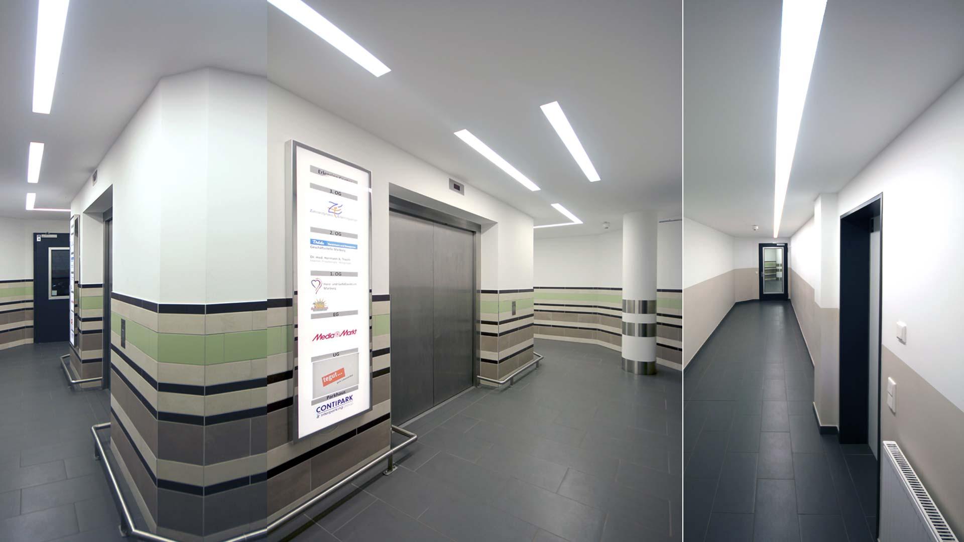 MAASS-Lichtplanung_Lichtplanung für das Erlenring Center in Marburg__MAASS-EC-Marburg-002
