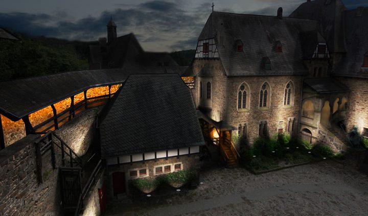 MAASS-Lichtplanung_BLOG__Lichtinszenierung-Schloss-Burg_t1-720x423