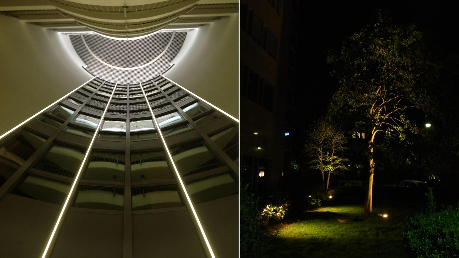 MAASS-Lichtplanung_Lichtplanung für Fassade und Freiflächen__02_Olof-Palme-Straße_Slideshow_10_11