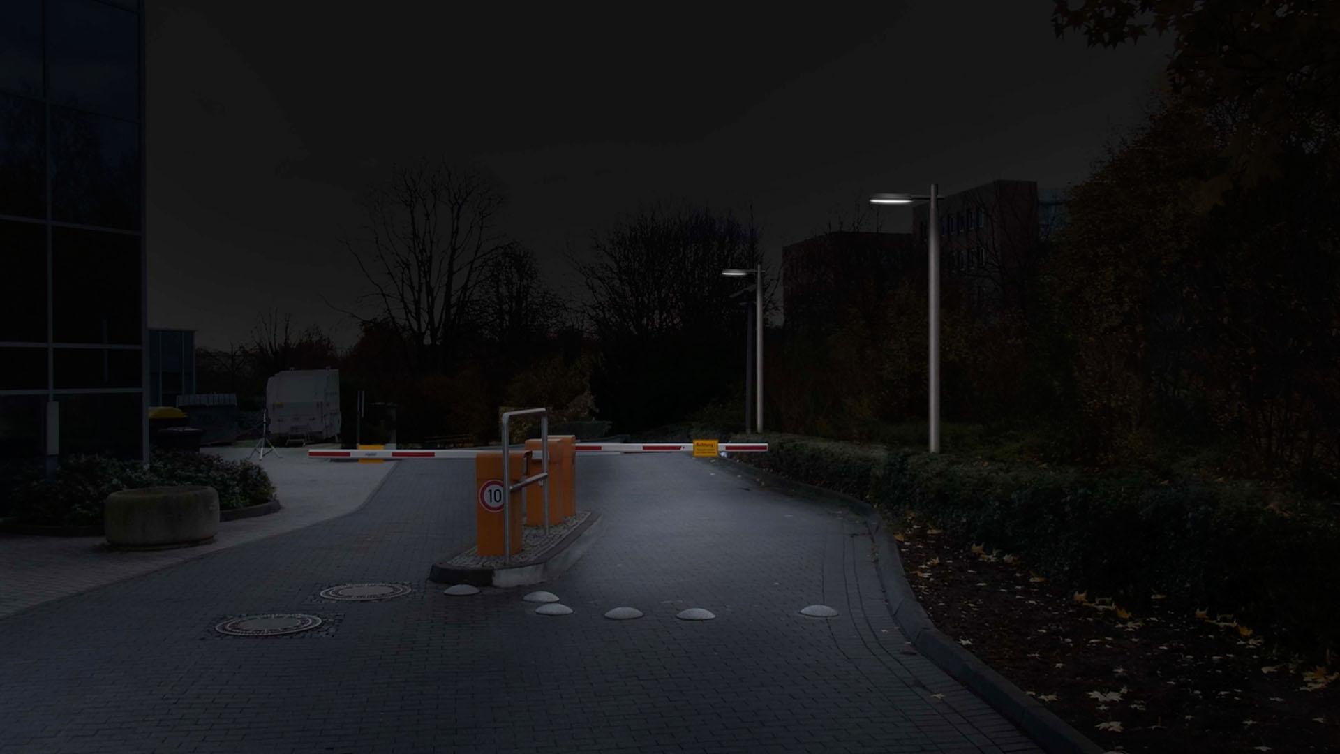 MAASS-Lichtplanung_Lichtplanung für Fassade und Freiflächen__02_Olof-Palme-Straße_Slideshow_14