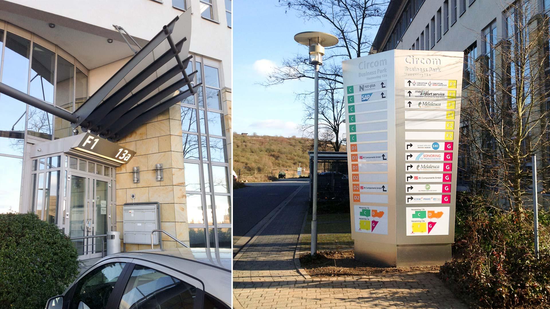 MAASS-Lichtplanung_Leitsystem am Circom Park__MAASS-Circom-Park-001