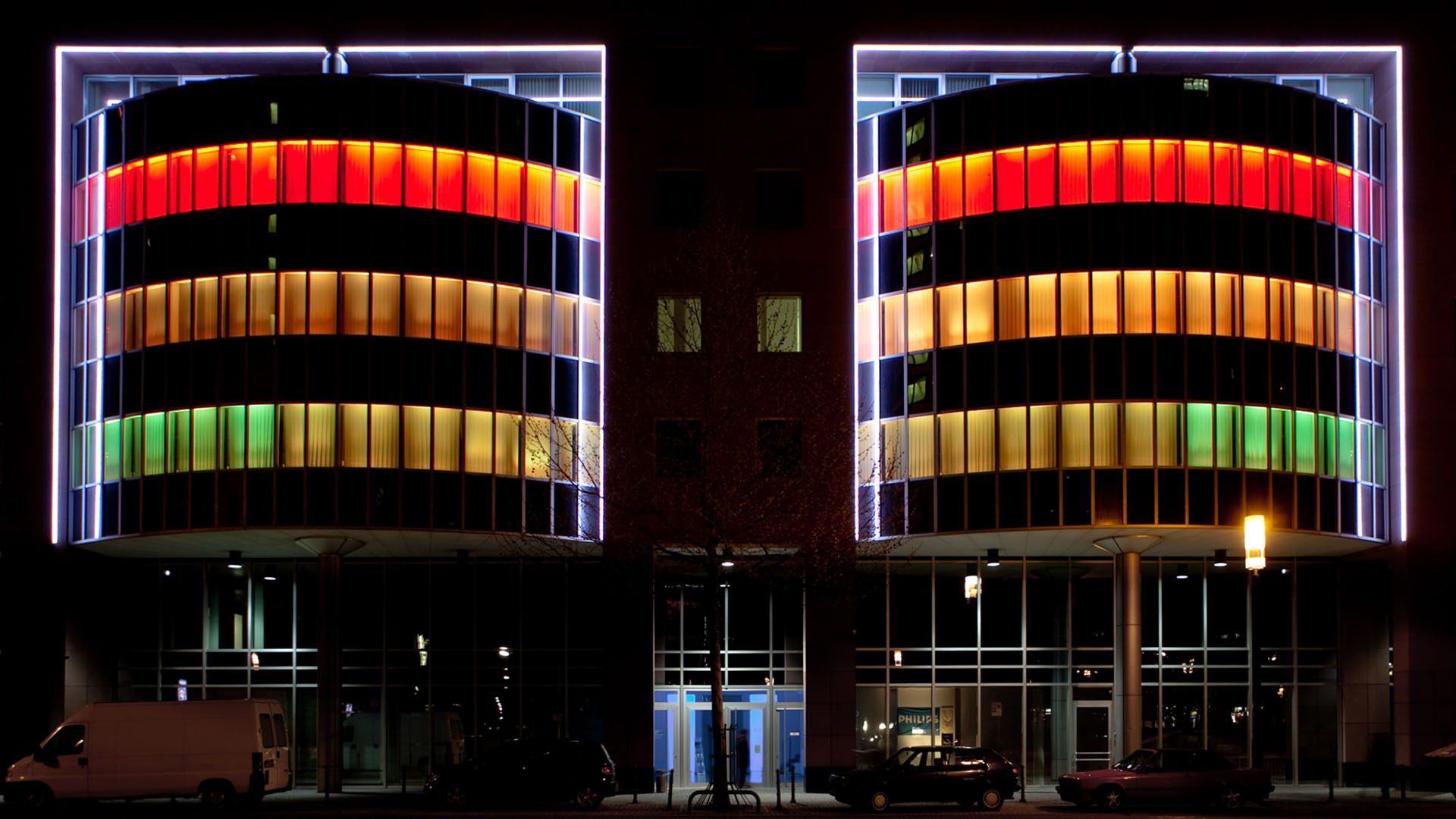 MAASS-Lichtplanung_Lichtkunst zur Luminale 2010__MAASS-HustleBustle-002