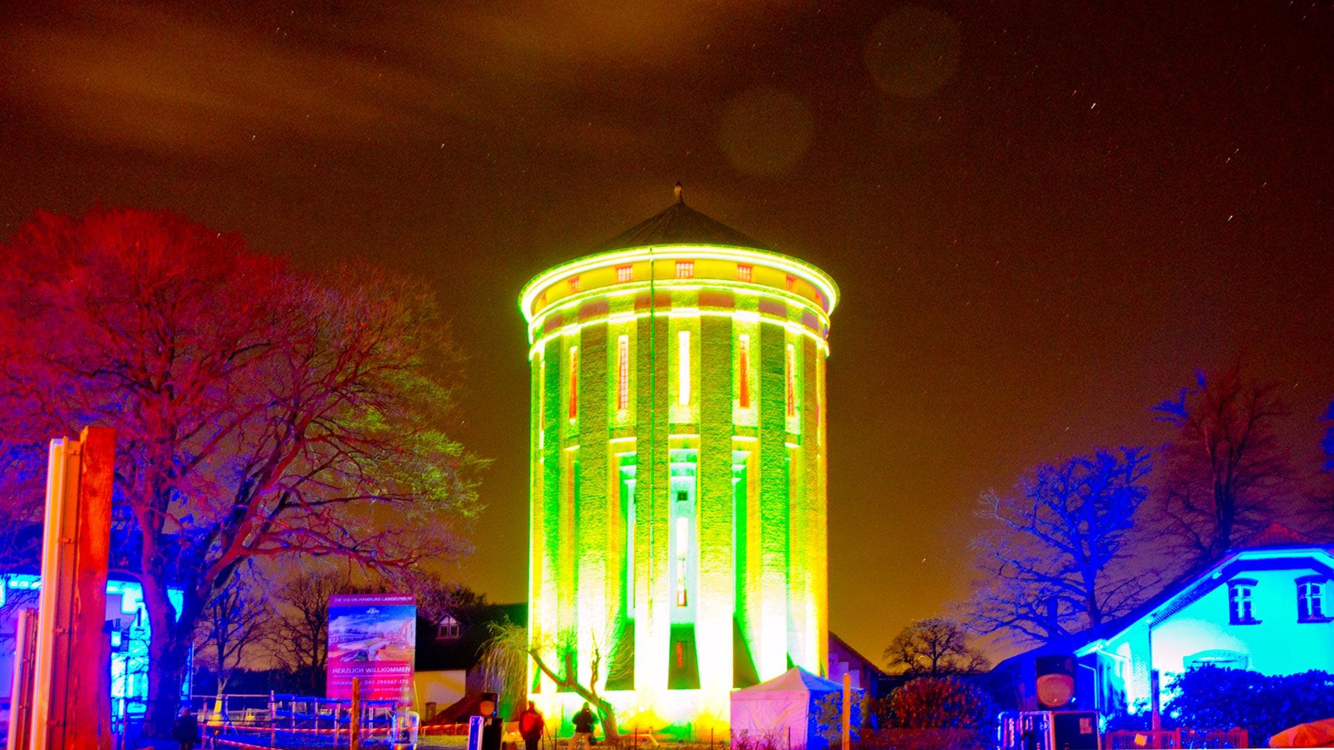 MAASS-Lichtplanung_Lichtevent im Park UNTER DEN LINDEN HAMBURG__MAASS-Lichtzauber-004