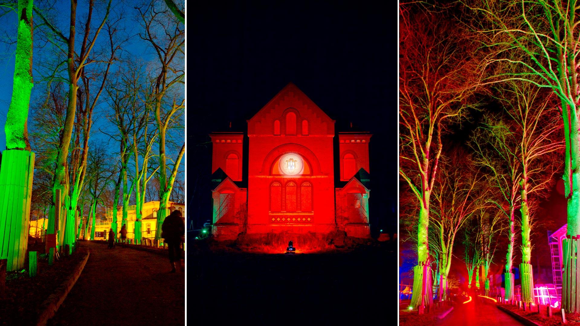 MAASS-Lichtplanung_Lichtevent im Park UNTER DEN LINDEN HAMBURG__MAASS-Lichtzauber-007