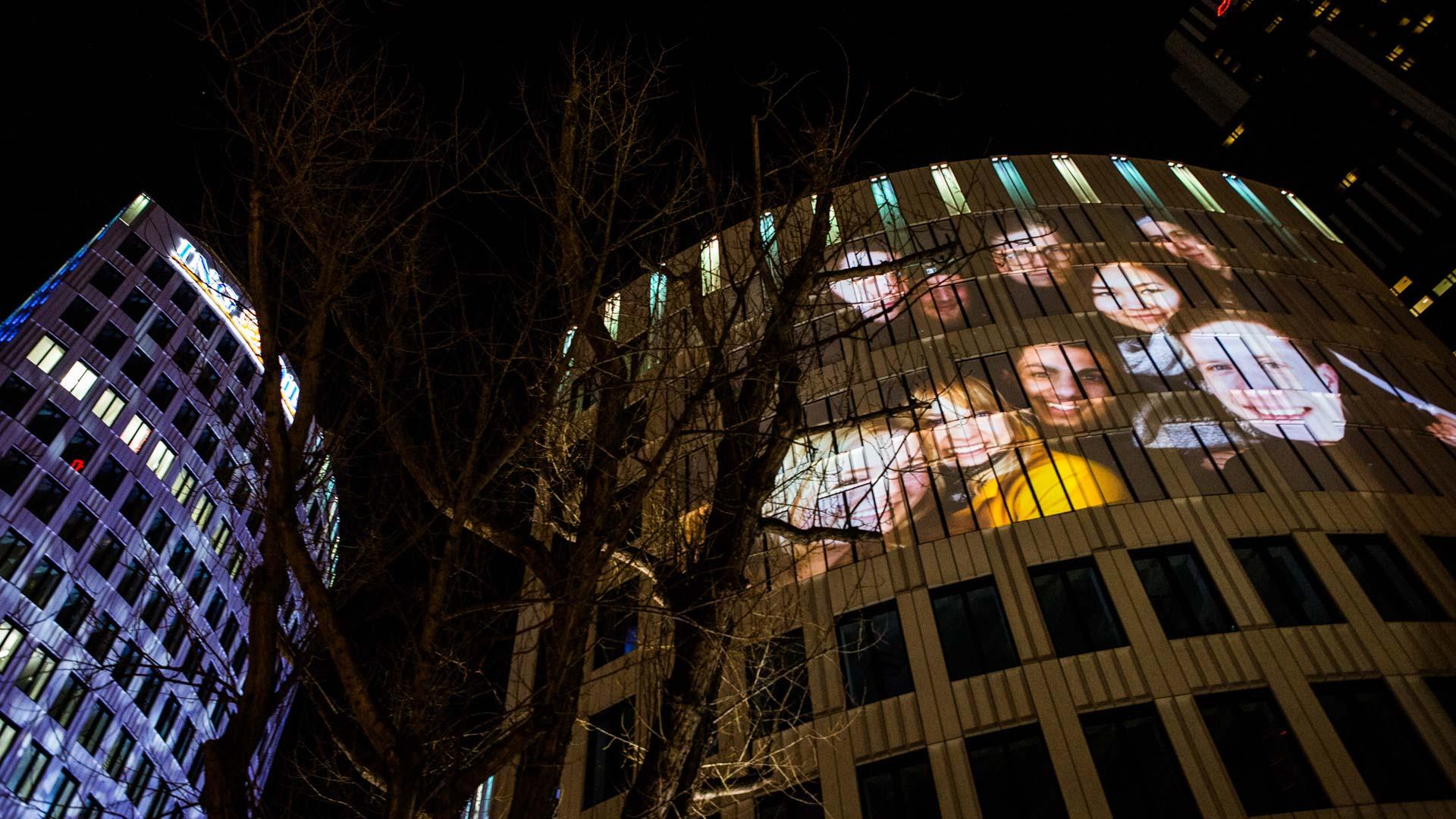 MAASS-Lichtplanung_Lichkunst zur Luminale 2016 am ING-DiBa Gebäude__MAASS-Luminaleo-003