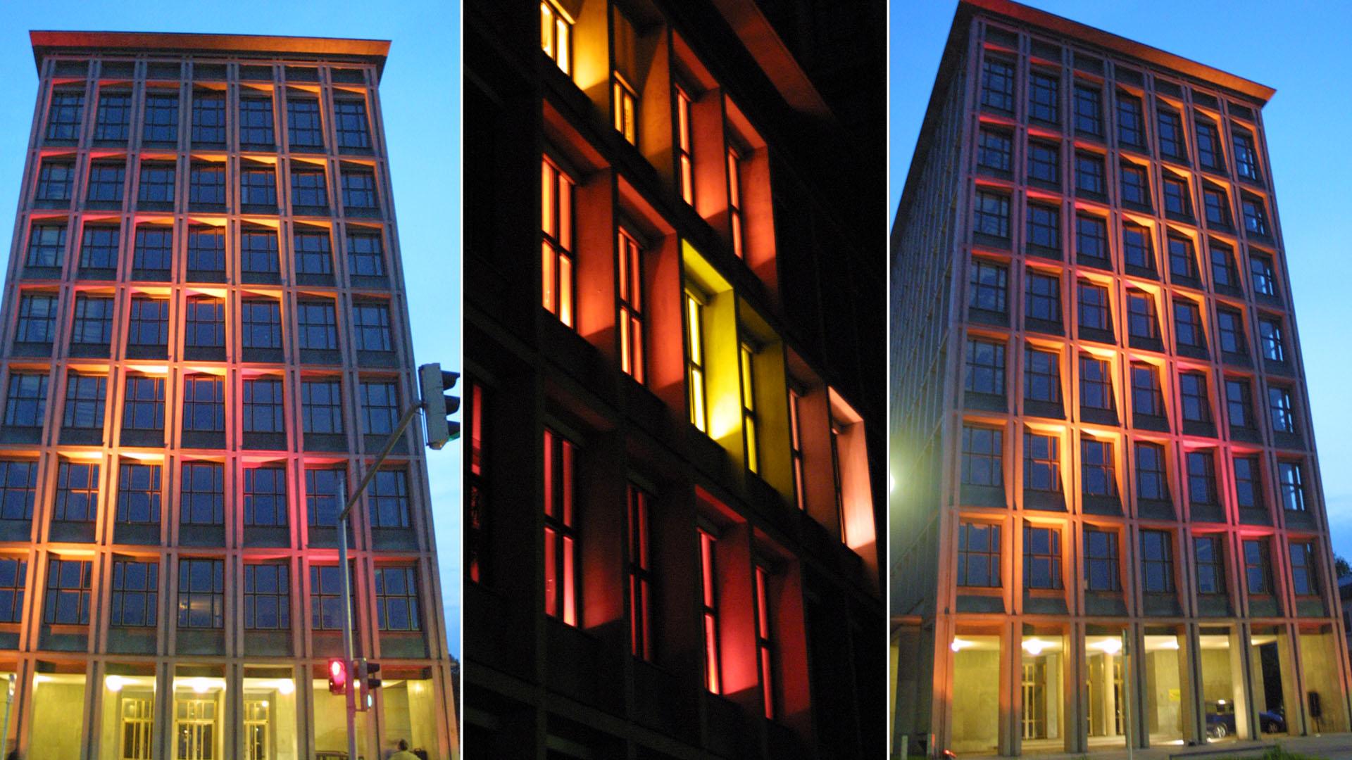 MAASS-Lichtplanung_Temporäre Fassadenbeleuchtung in Hannover__MAASS-MWK-Hannover-001