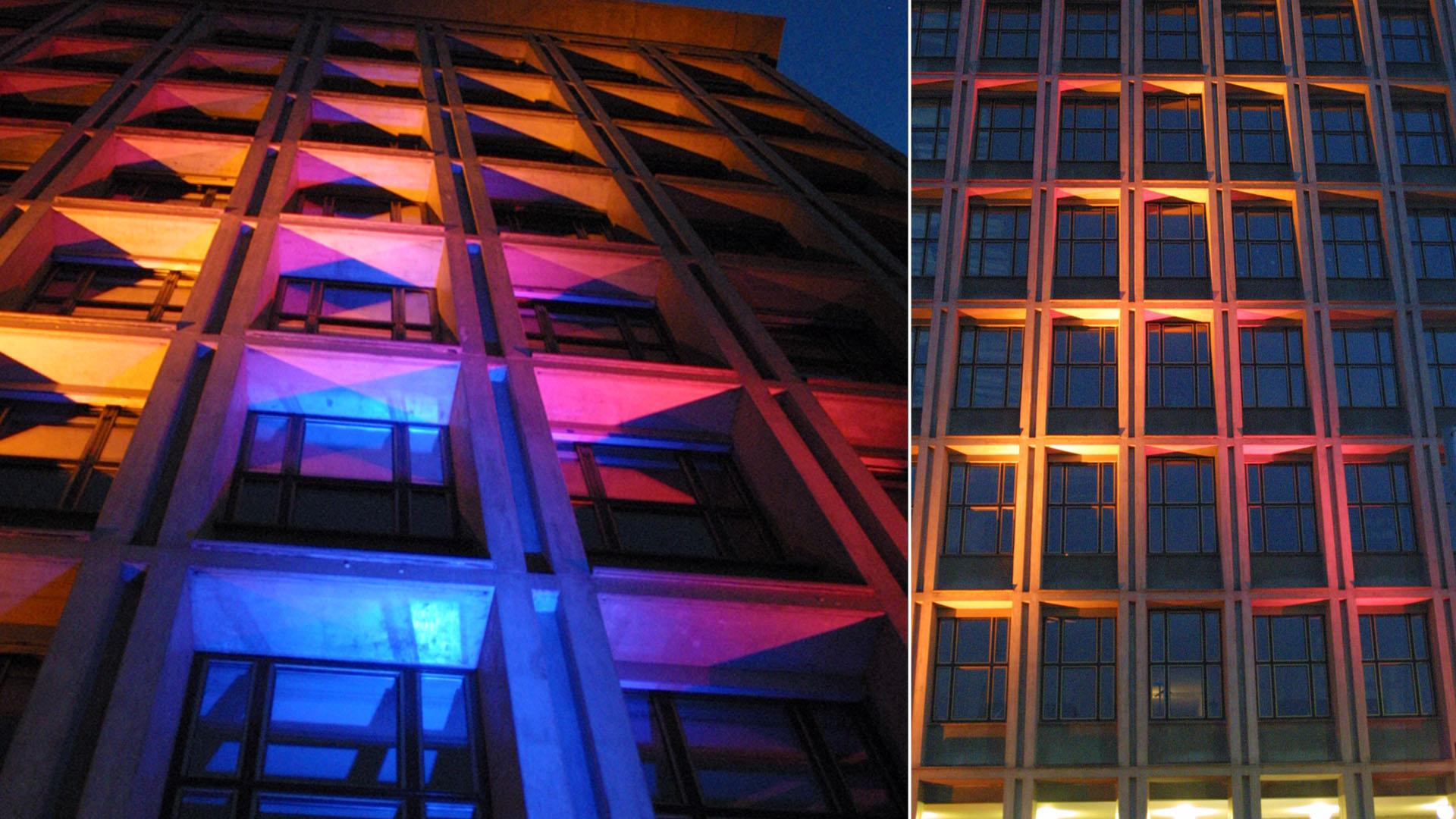 MAASS-Lichtplanung_Temporäre Fassadenbeleuchtung in Hannover__MAASS-MWK-Hannover-002