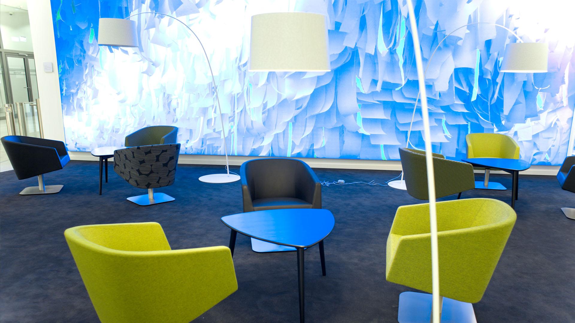 MAASS-Lichtplanung_Lichtplanung im Foyer der SEB Zentrale__MAASS-Skylight-Foyer-008