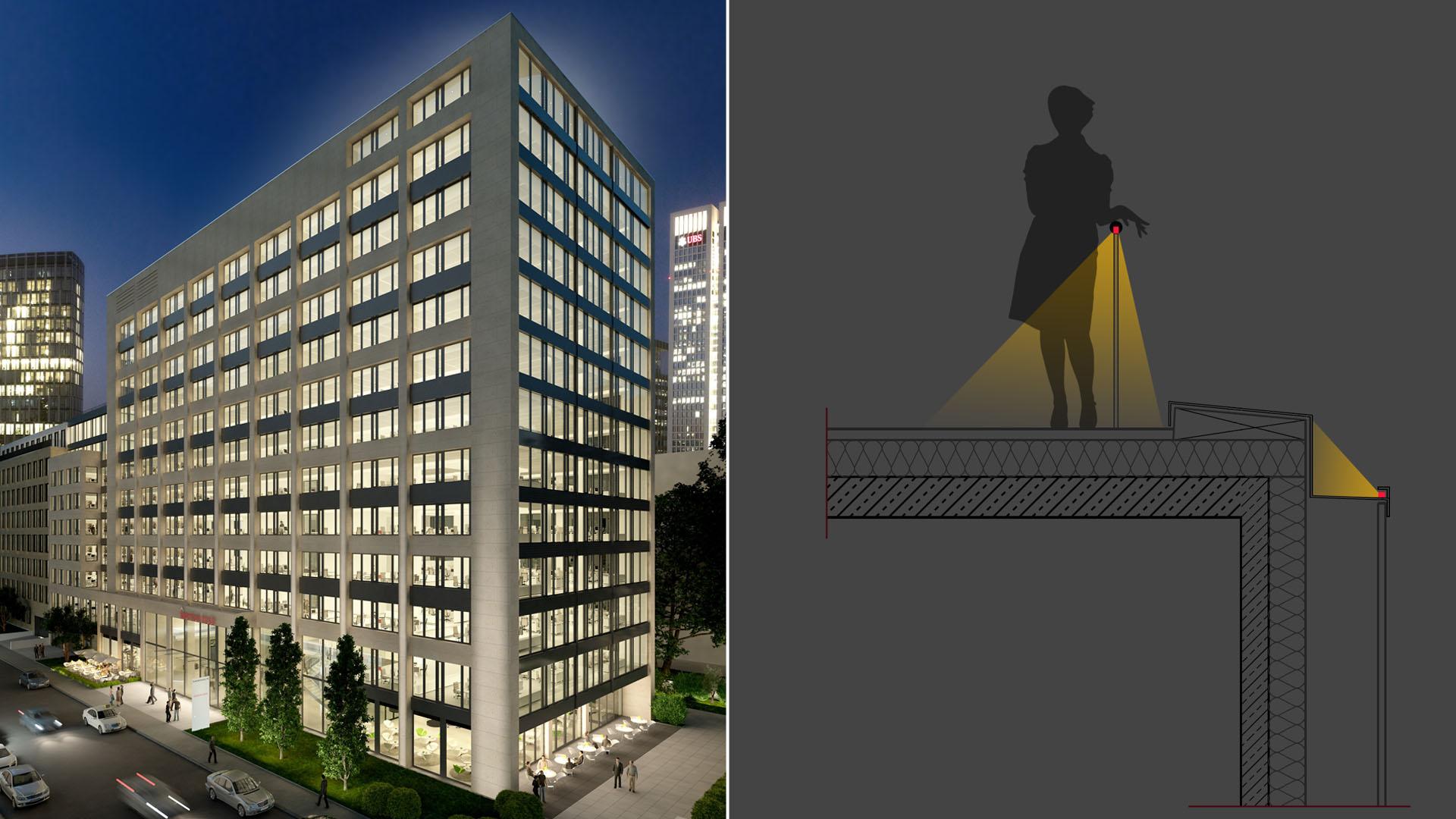 MAASS-Lichtplanung_Beleuchtungskonzept Bürotower__MAASS-U30-001