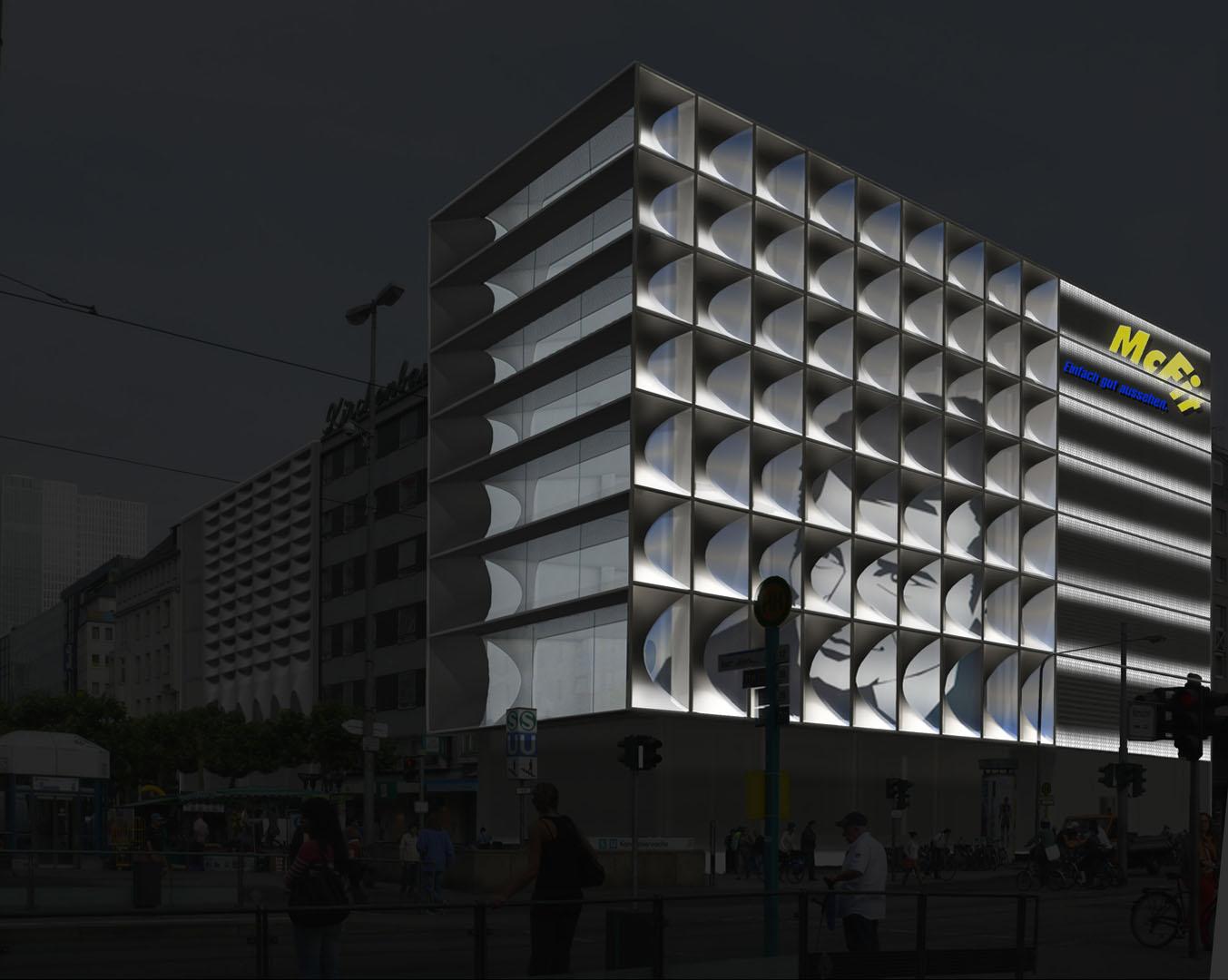 MAASS-Lichtplanung_Fassadenbeleuchtungskonzept für Frankfurter Geschäftshaus__MAASS-Zeil-002