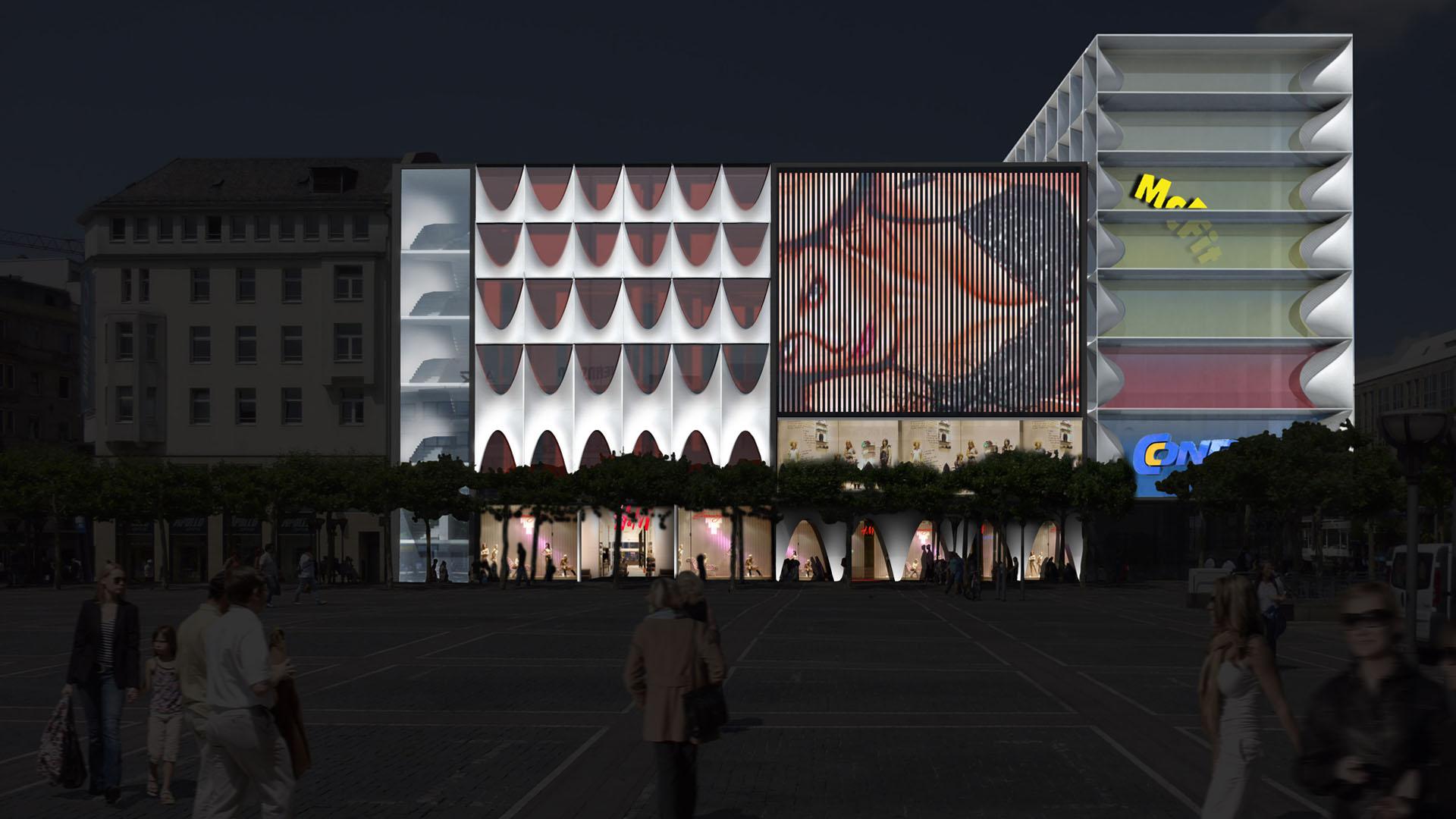 MAASS-Lichtplanung_Fassadenbeleuchtungskonzept für Frankfurter Geschäftshaus__MAASS-Zeil-003