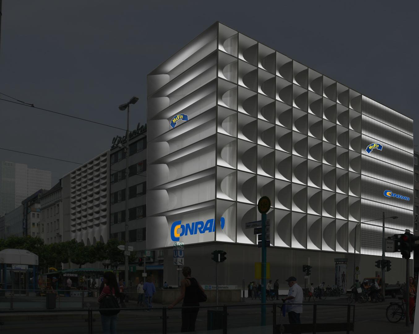 MAASS-Lichtplanung_Fassadenbeleuchtungskonzept für Frankfurter Geschäftshaus__MAASS-Zeil-007
