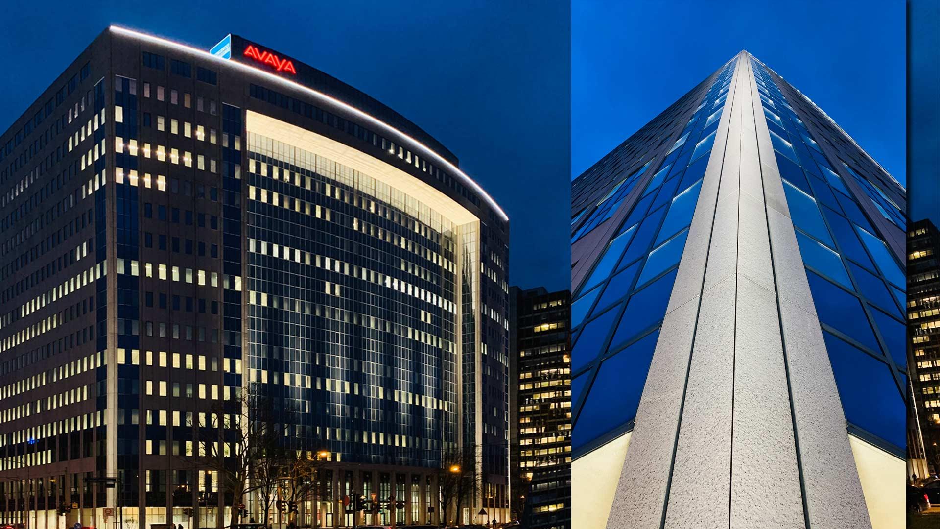 MAASS-Lichtplanung_Fassadenbeleuchtung Centurion / American Express__MAASS-Licht-AMEX-004