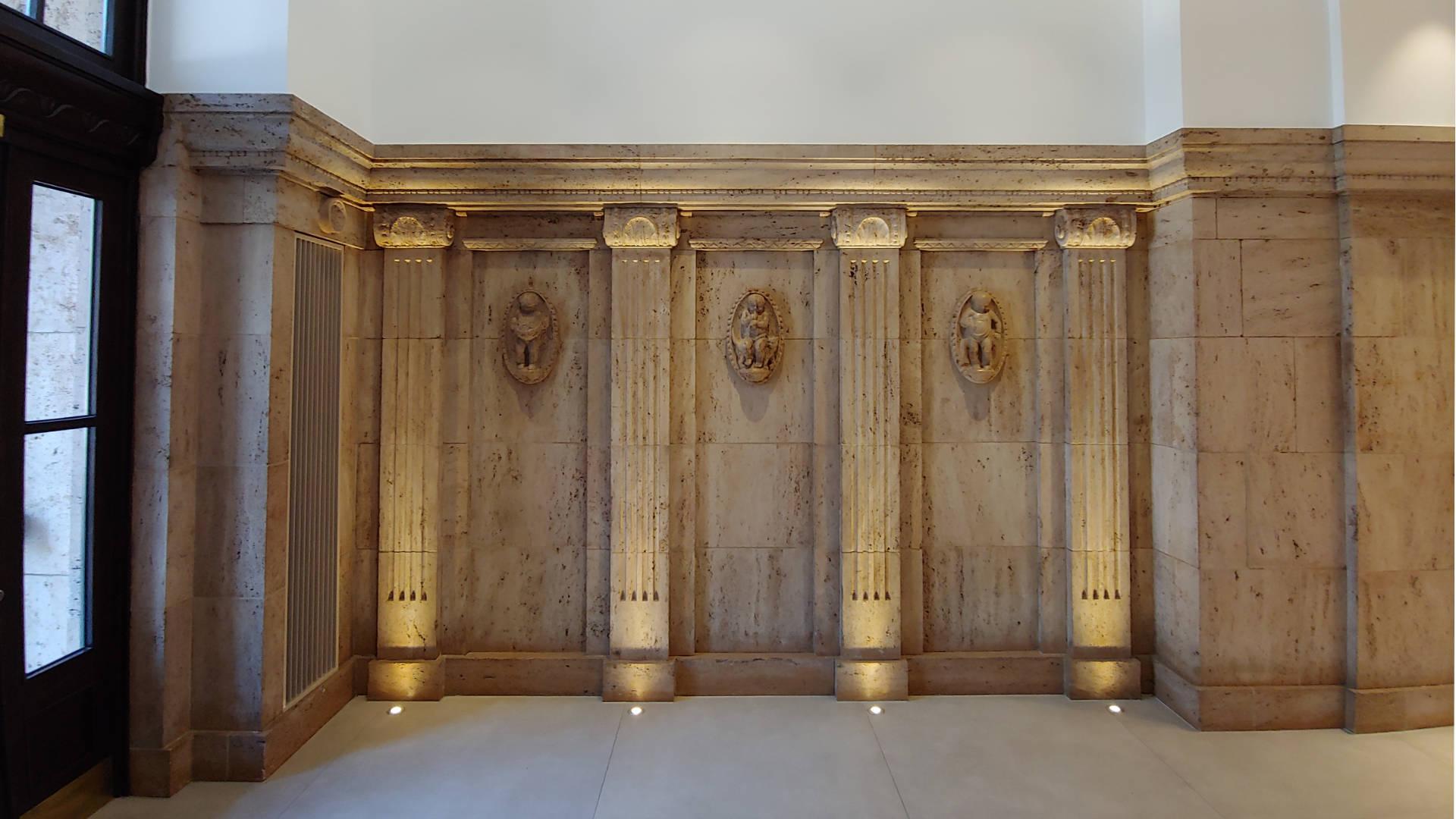 MAASS-Lichtplanung_Foyerbeleuchtung Rappolt Haus__MAASS-Moenkebergstrasse11-001